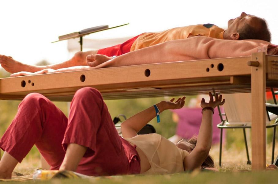 Harmonic Bed